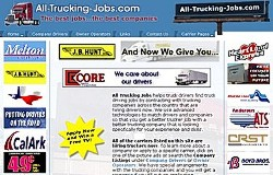 Search Engine Optimized Site: All Trucking Jobs