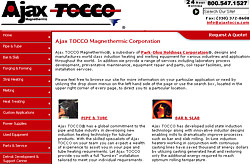 Ajax Tocco Magnethermic Corp Headquarters Site