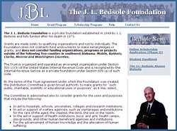 JL Bedsole FoundationSite