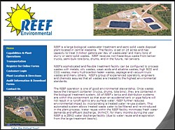 Reef Enviro Web Site